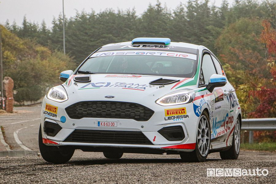 Rally Rue Vally risultati classifica junior