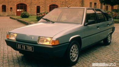 Photo of Citroën BX, la storia dell'auto storica francese