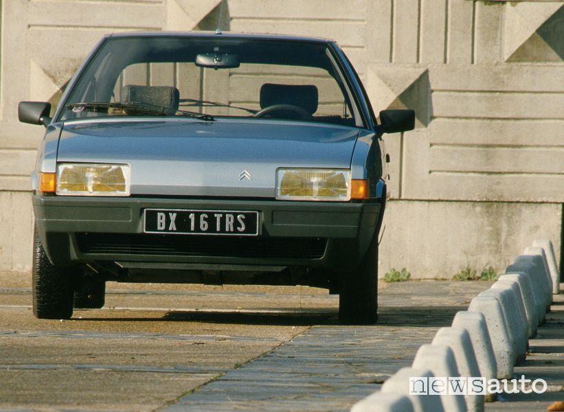 Frontale Citroën BX 16
