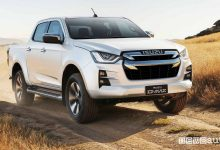 Photo of Isuzu D-Max N60, caratteristiche e prezzo del pick-up 4×4