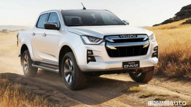 Photo of Isuzu D-Max N60, caratteriste e prezzo pick-up 4×4