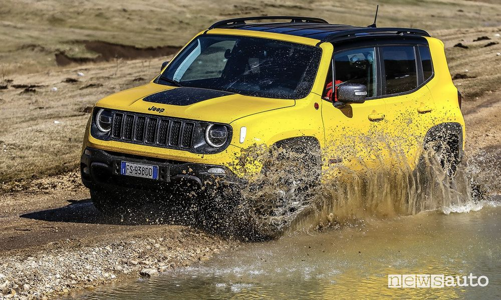 Guado Jeep Renegade Trailhawk