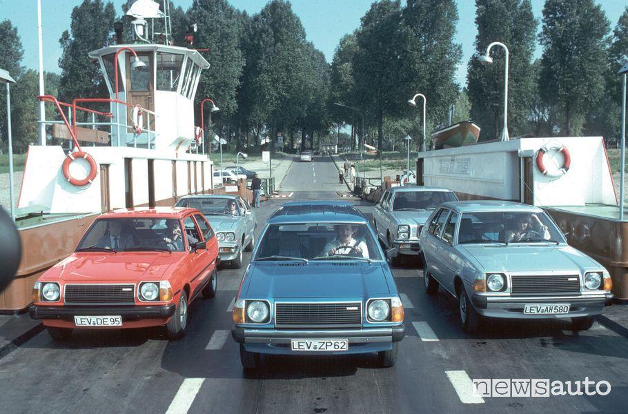 Mazda 323 del 1979