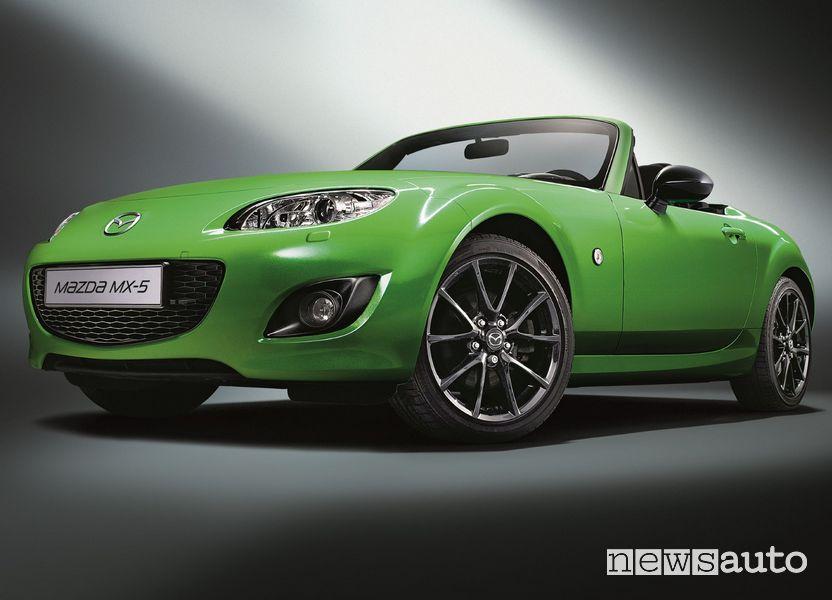 Mazda MX-5 Karai Special Edition del 2011