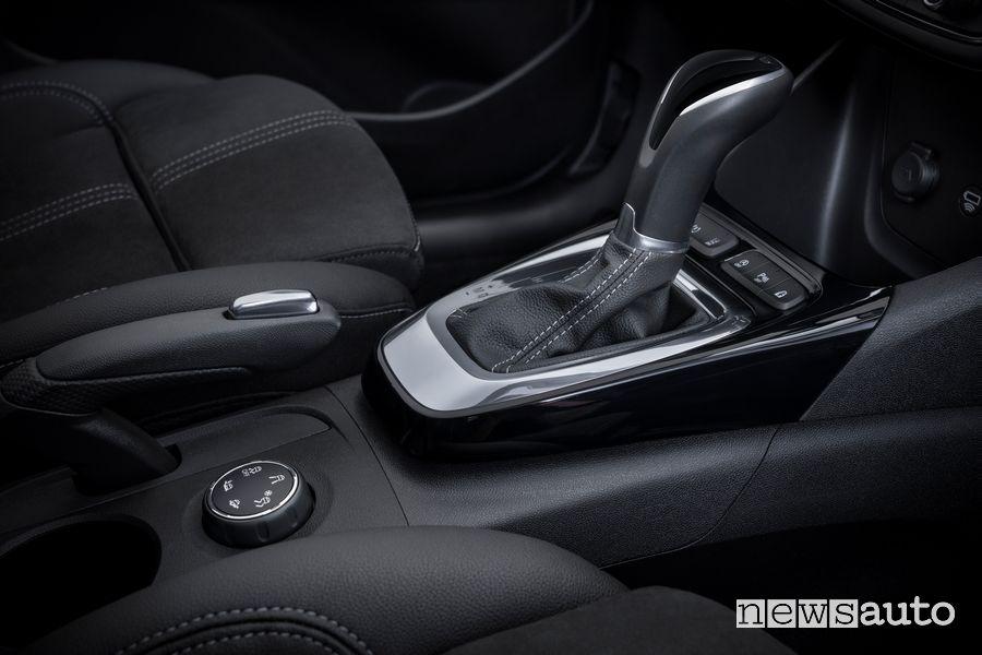Leva cambio automatico abitacolo nuovo Opel Crossland