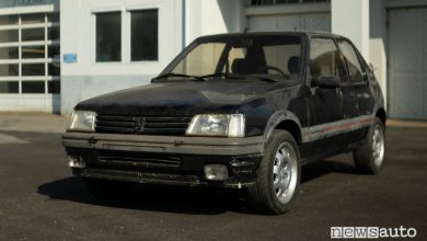 Photo of Peugeot 205 GTI, in vendita la 1.9 restaurata