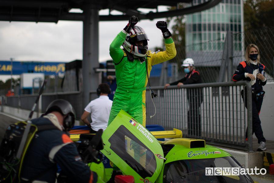 ELMS 4 Ore di Monza 2020 Team Inter Europol Competition (vincitori classe LMP3)