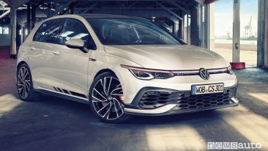 Photo of Volkswagen Golf 8 GTI Clubsport, caratteristiche