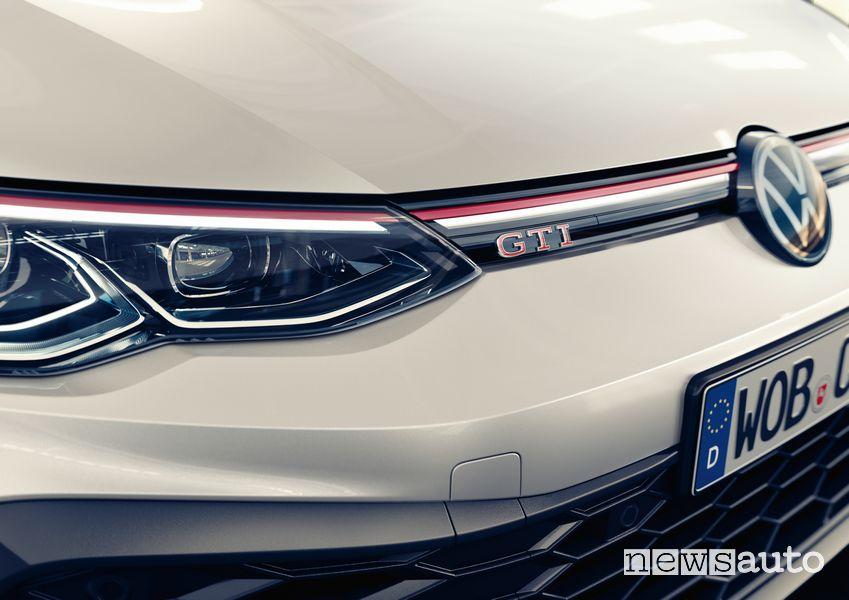 Faro anteriore Volkswagen Golf GTI Clubsport