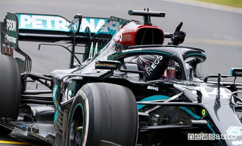 F1 Gp Portogallo, vittoria storica di Hamilton [foto classifiche]
