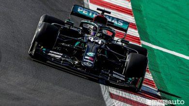 Photo of Qualifiche F1 Gp Portogallo, la griglia di partenza