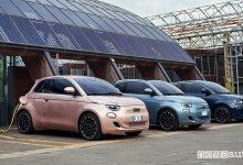 Photo of Fiat 500 elettrica, gamma  allestimenti e prezzi
