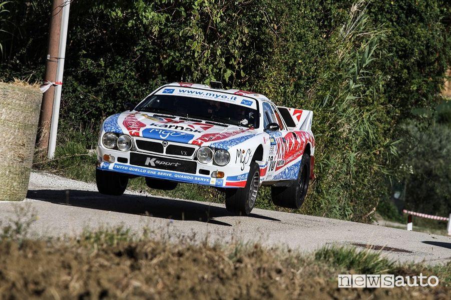 Rallylegend 2020 Lancia Rally 037 Marco Bianchini