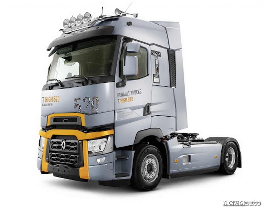 Il camion trattore Renault Truck