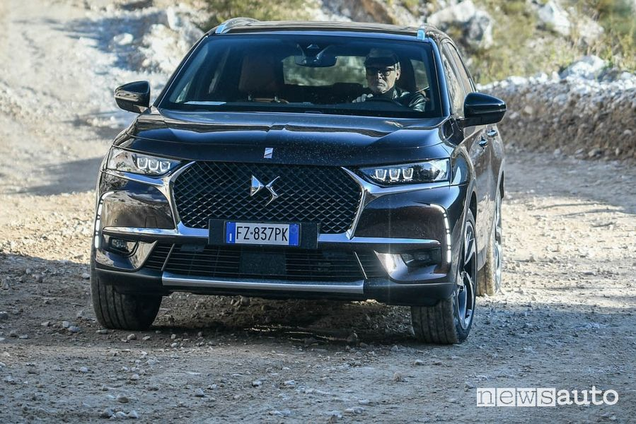 DS 7 Crossback Performance Linei