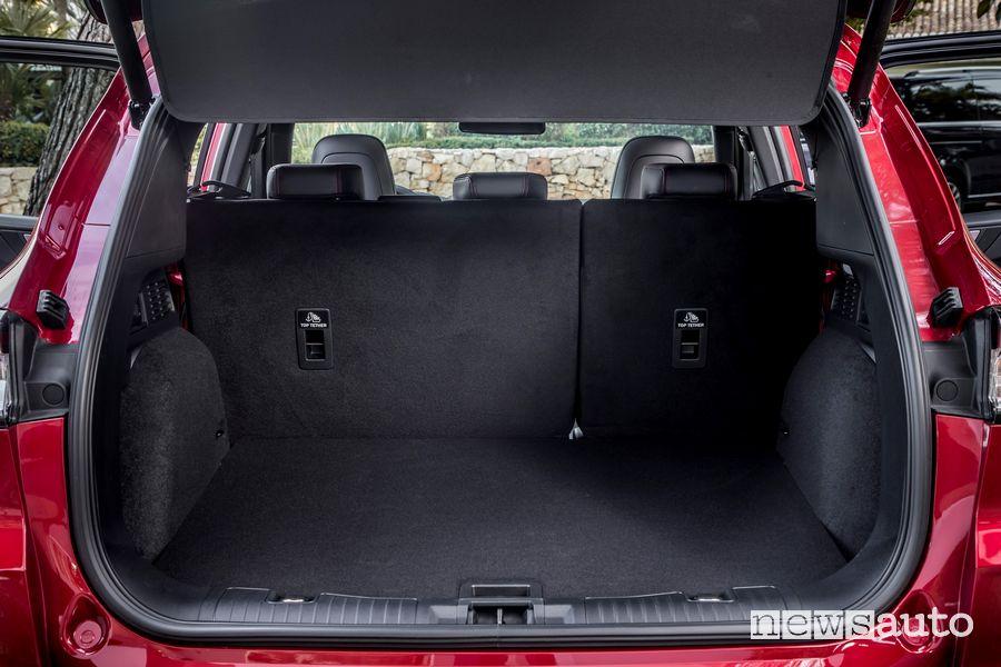 Ford Kuga Hybrid batteria