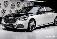 Photo of Mercedes-Maybach Classe S, com'è l'auto di lusso con autista