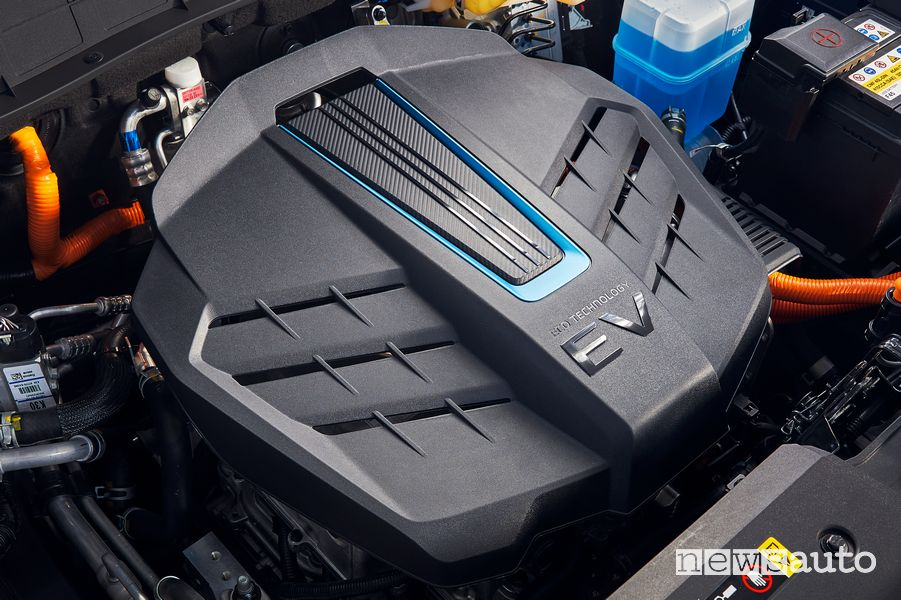 Motore elettrico nuova Hyundai Kona Electric