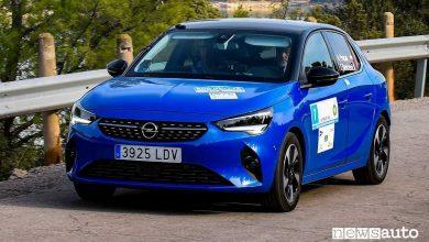 Photo of Auto elettriche, record consumo energetico per l'Opel Corsa elettrica in gara