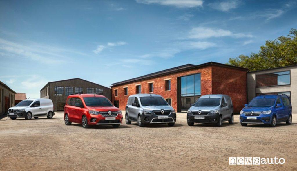 furgoni Renault arriverà nelle concessionarie PRO+ nel 2021 per affiancare Kangoo Z.E., il veicolo commerciale elettrico più venduto in Europa dal 2011.