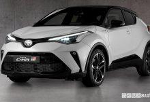 Photo of Toyota C-HR GR Sport, cosa cambia, caratteristiche