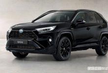 Photo of Toyota Rav4 Hybrid Black Edition, caratteristiche e prezzi
