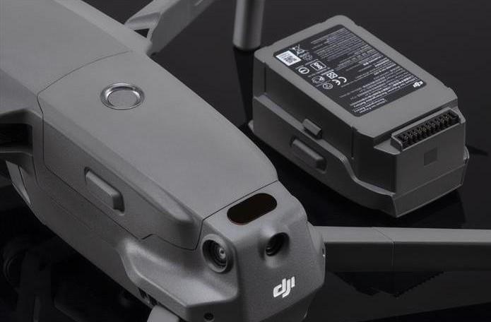Batteria agli ioni di litio del drone Mavic Pro, con autoscarica automatica dopo un certo numero di giorni