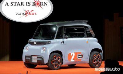 Citroën Ami premio AutoBest A Star Is Born