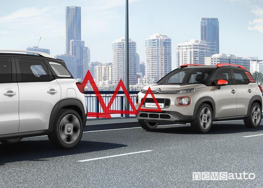 Regolatore velocità attivo Citroën, come funziona
