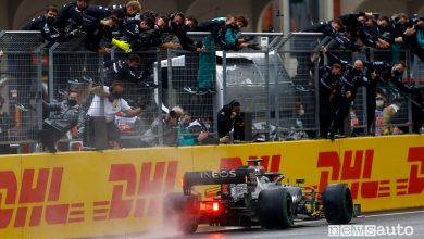 Photo of F1 Gp Turchia, Hamilton Campione del Mondo per la 7^ volta [foto classifiche]