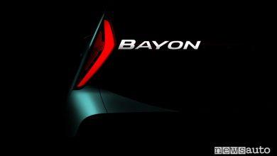 Photo of Hyundai Bayon, il nome del nuovo SUV Hyundai