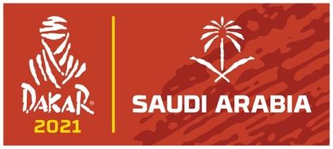 Dakar 2021 logo