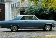 Photo of Berlina sportiva storica, la storia dell'Opel Diplomat Coupè