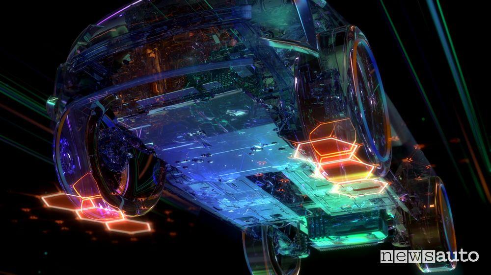 La Nuova DS 4 viene sviluppa sulla piattaforma EMP2 evoluta