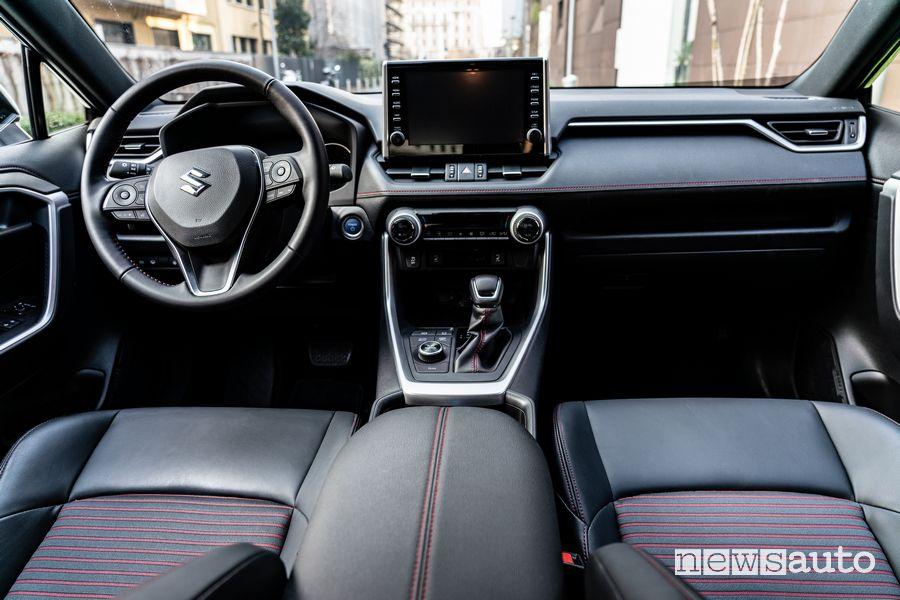 Plancia strumenti abitacolo Suzuki Across Plug-in