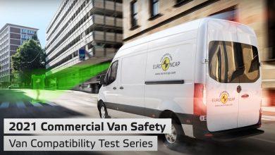 Photo of Test Euro NCAP sulla sicurezza attiva di furgoni e veicoli commerciali