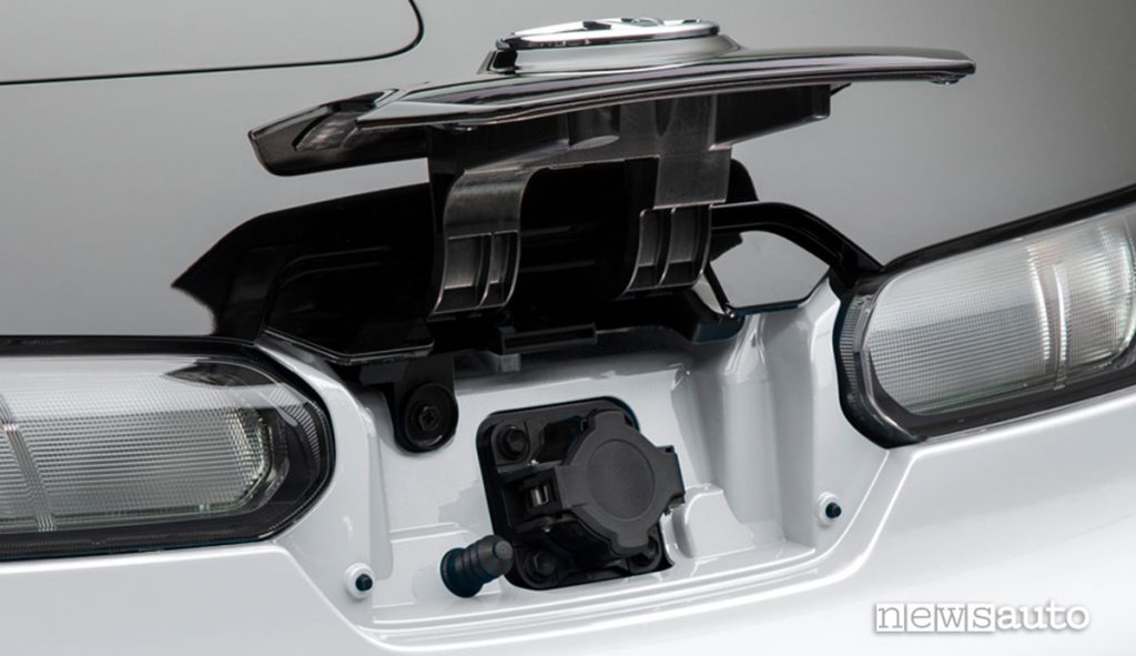 Presa di ricarica Toyota C+pod
