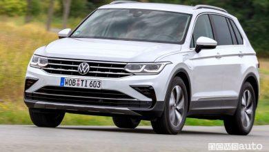 Photo of Volkswagen Tiguan eHybrid, caratteristiche e prezzi