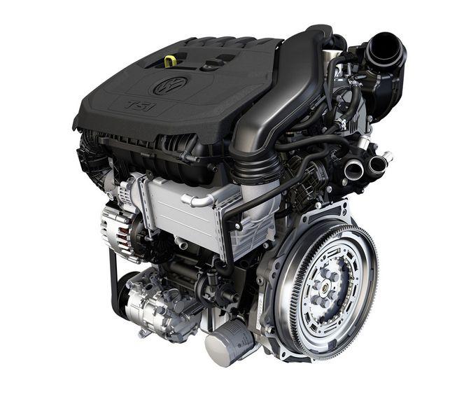 motore 1.5 TSI con gestione attiva dei cilindri ACT