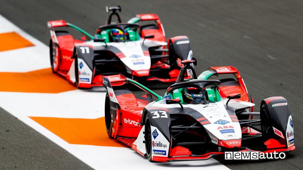 Audi Formula E Test Valencia
