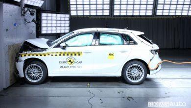 Photo of Euro NCAP Audi, Kia, Land Rover, Seat e Isuzu a 5 stelle [video crash test]