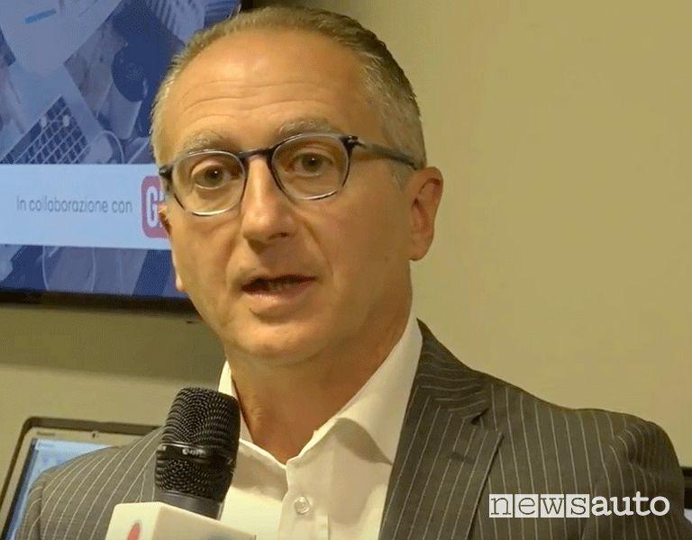 Dario Albano, Managing Director Mercedes-Benz Italia Vans