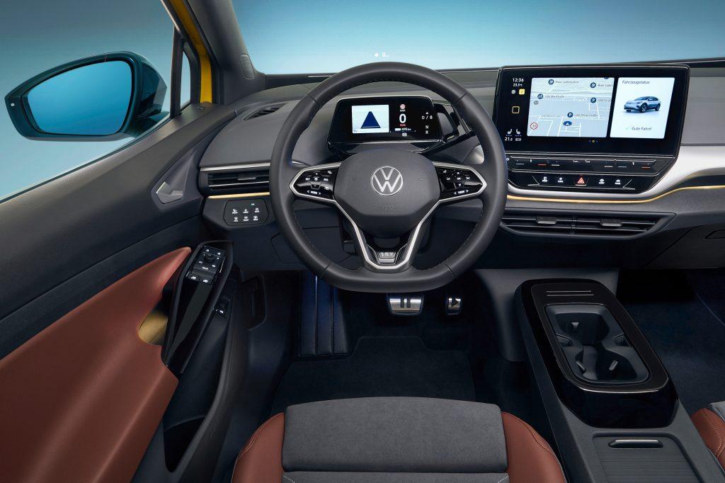 volkswagen ID.3 display auto realtà aumentata