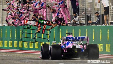 Photo of F1 Gp Sakhir, trionfo per Perez con la Racing Point [foto classifiche]