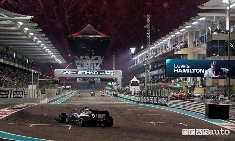 Orari Gp Abu Dhabi F1 2020, diretta SKY e TV8