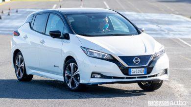 Photo of Come si guida un'auto elettrica, lezioni di guida con la Leaf
