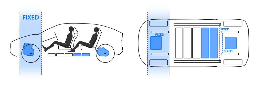 Auto elettrica Toyota batteria e autonomia piattaforma e-TNGA