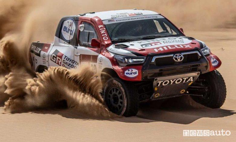 Dakar 2021, percorso, tappe, piloti e calendario