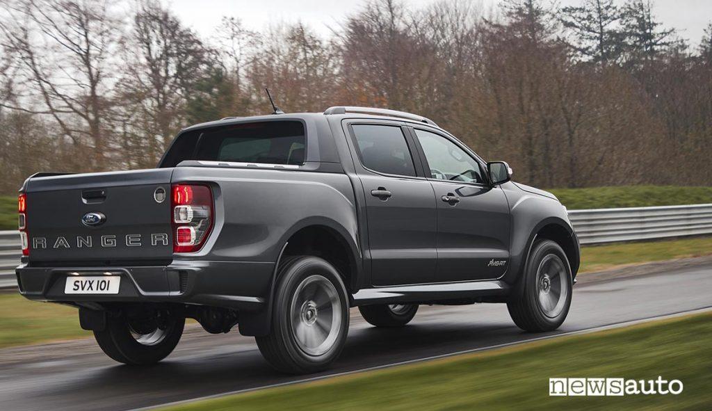 Ford Ranger MS-RT Agate Black