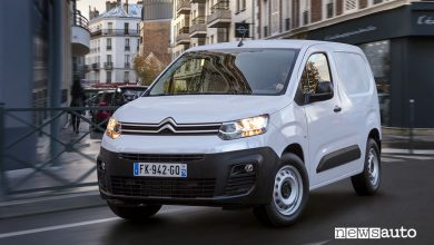 Photo of Citroën ë-Berlingo Van, furgone compatto elettrico 100%